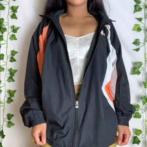 KAPPA Lightweight Zip Up Hooded Jacket